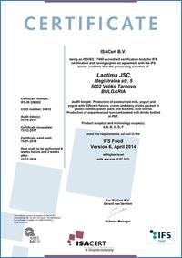 IFS6_Food-Certificate